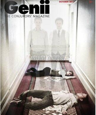 Genii Magazine October 2011