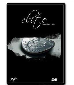 ELITE Bending Coin by Jay Crowe