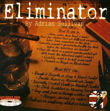 Eliminator by Adrian Sullivan