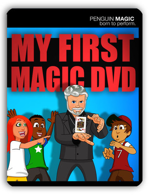 My First Magic DVD by Gary Darwin