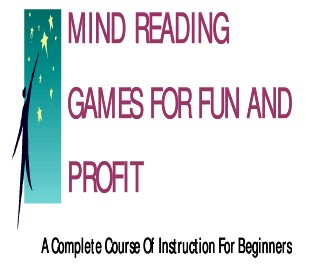 Mind Reading for Fun and Profit