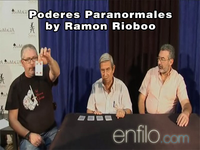 Poderes Paranormales by Ramon Rioboo