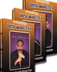 Magic Comedy by Rich Marotta 3 Volume set