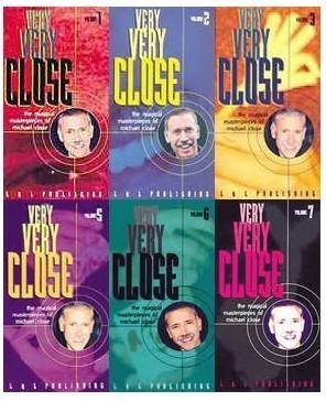 Very Very Close by Michael Close 6 Volume set