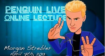 Morgan Strebler LIVE Penguin LIVE