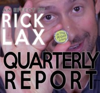 Quarterly Report by Rick Lax Instant Download