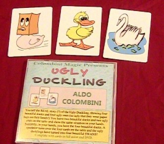 Ugly Duckling by Aldo Colombini
