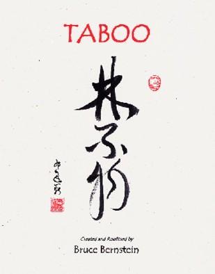 Taboo by Bruce Bernstein
