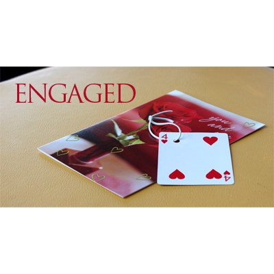 Engaged by Arnel Renegado
