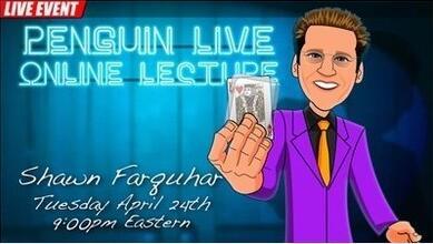 Shawn Farquhar LIVE Penguin LIVE