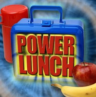 Power Lunch by Ray Cooper Instant Download