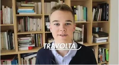 Travolta by Oliver Sogard