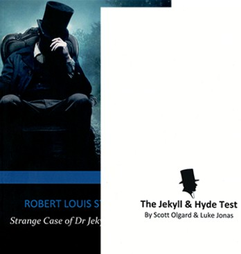 Jekyll & Hyde Test by Scott Olgard and Luke Jonas with Olnas Magic