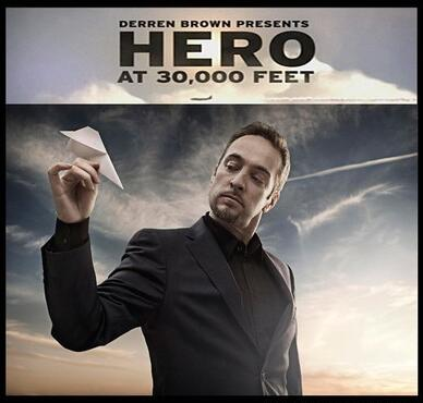 Hero at 30000 Feet by Derren Brown