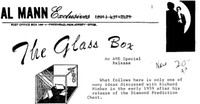 Glass Box Prediction by Al Mann