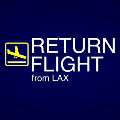 Return Flight by Rick Lax