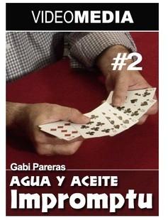 Agua y aceite impromptu de by Gabi Pareras