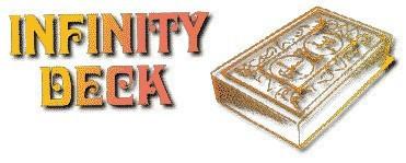 The Infinity Deck by Jon Allen