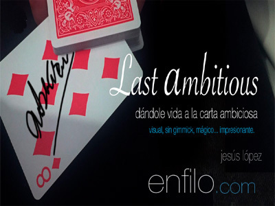 Ultima Ambiciosa by Jesus Lopez