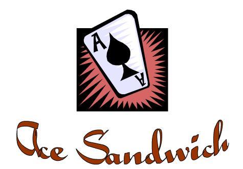 Ace Sandwich by David Kenney