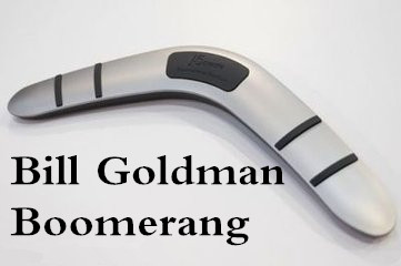 Boomerang by Bill Goldman