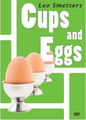 Cups and Eggs BY Leo Smetsers