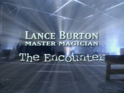 The Encounter by Lance Burton