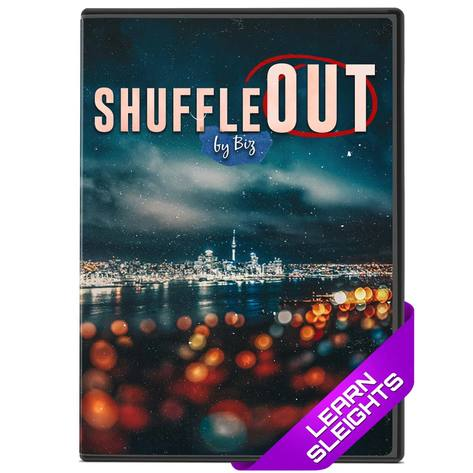 shuffleOUT by Biz – A Killer Tabled False Shuffle
